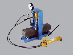 hydraulic conrete beam testing machine