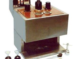 Saybolt viscosimeter